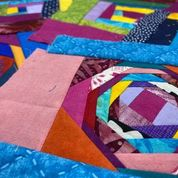 Wonky Quilt Block Picture